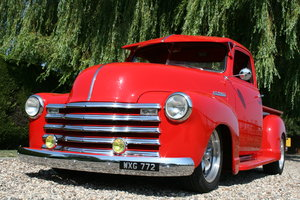 1949 Stunning Chevrolet Pickup Truck V8 Hot Rod. NOW SOLD,MORE