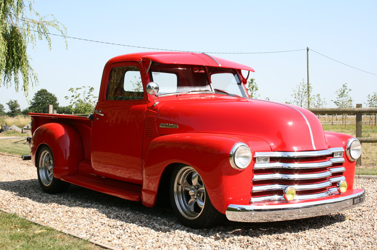 1949 Stunning Chevrolet Pickup Truck V8 Hot Rod. NOW SOLD,MORE Wanted (picture 2 of 6)