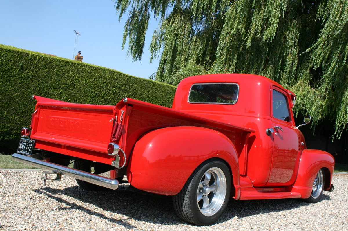 1949 Stunning Chevrolet Pickup Truck V8 Hot Rod. NOW SOLD,MORE Wanted (picture 6 of 6)