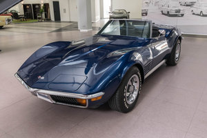 1972 Chevrolet Corvette (C3) Cabrio For Sale
