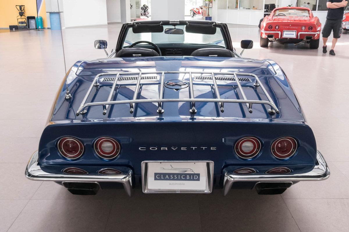 1972 Chevrolet Corvette (C3) Cabrio For Sale (picture 3 of 6)