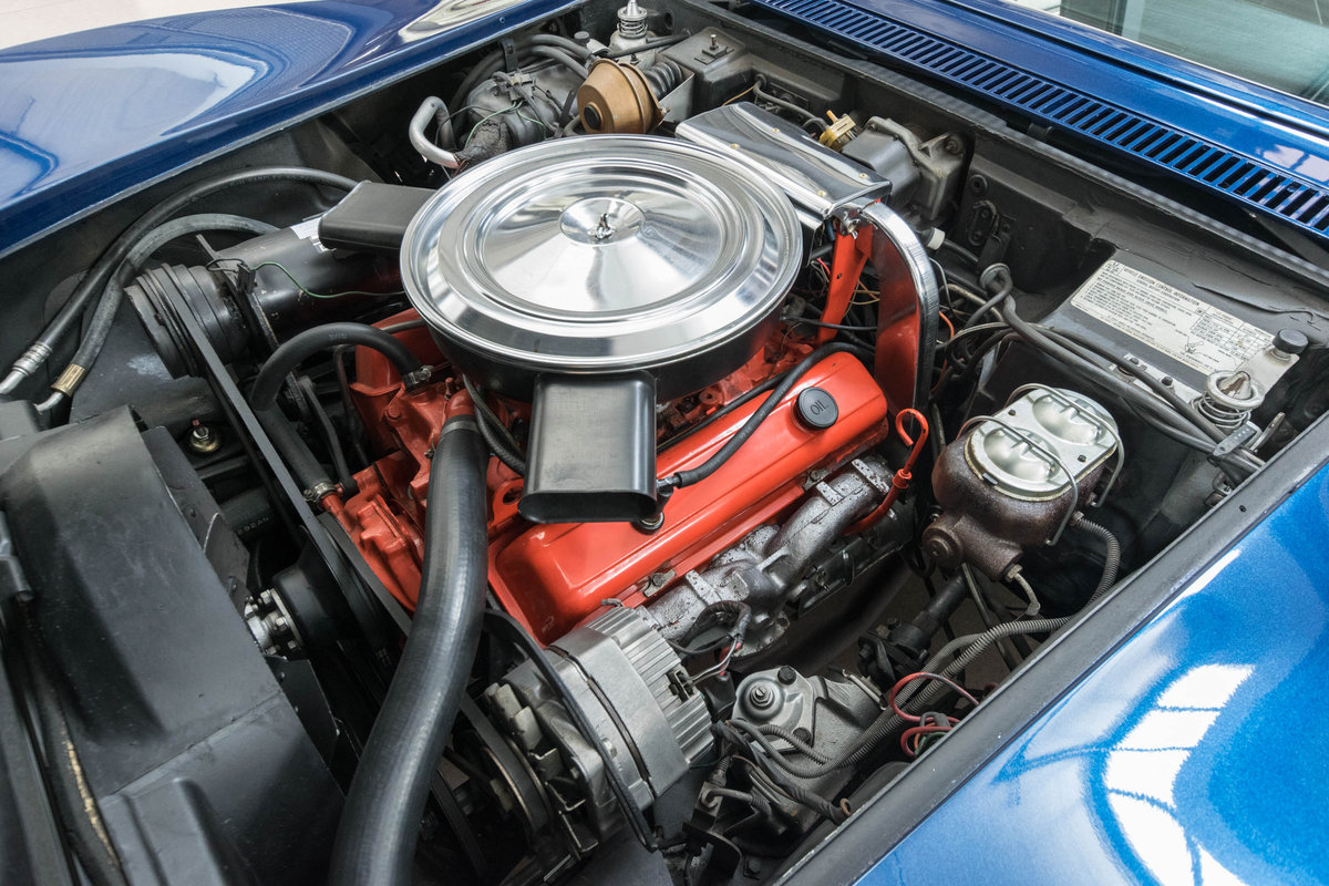 1972 Chevrolet Corvette (C3) Cabrio For Sale (picture 4 of 6)