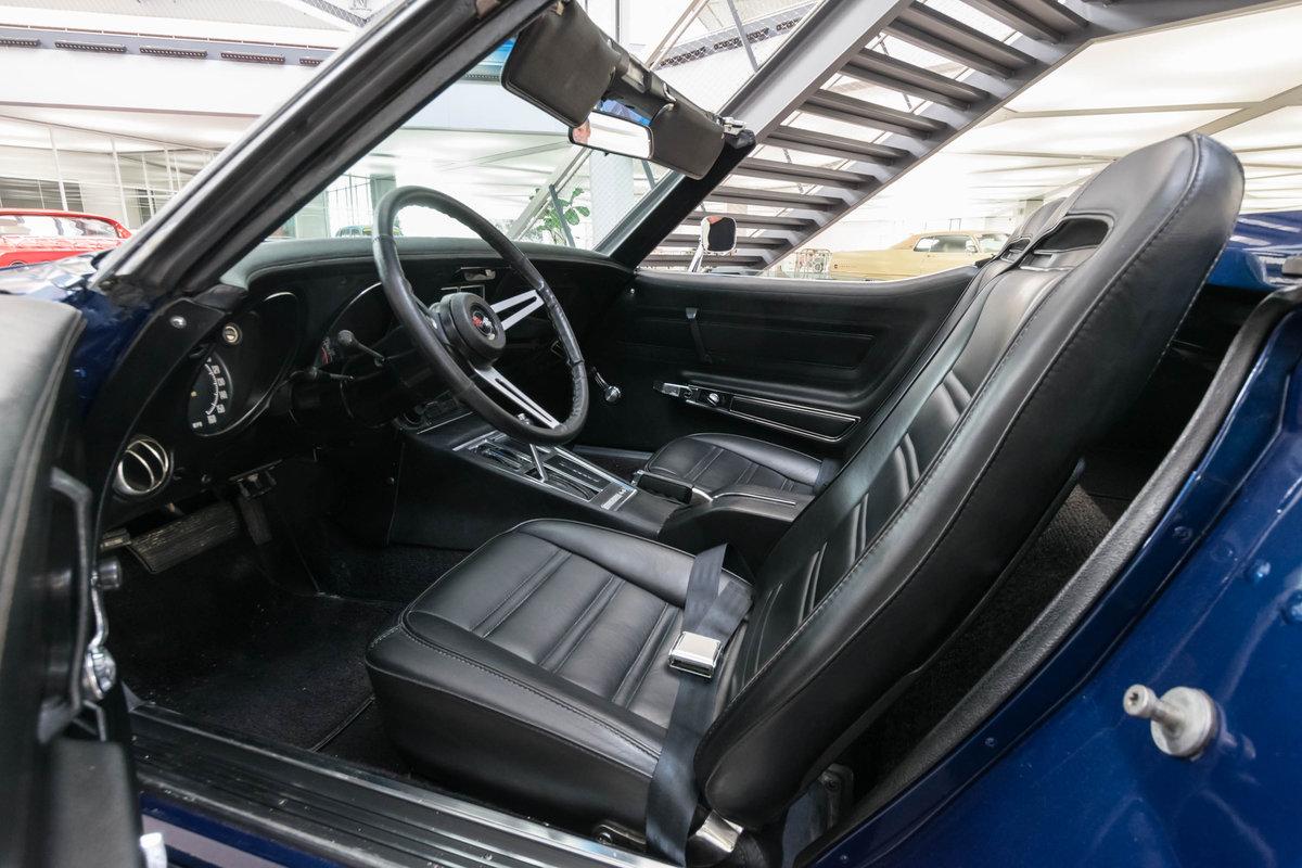 1972 Chevrolet Corvette (C3) Cabrio For Sale (picture 5 of 6)