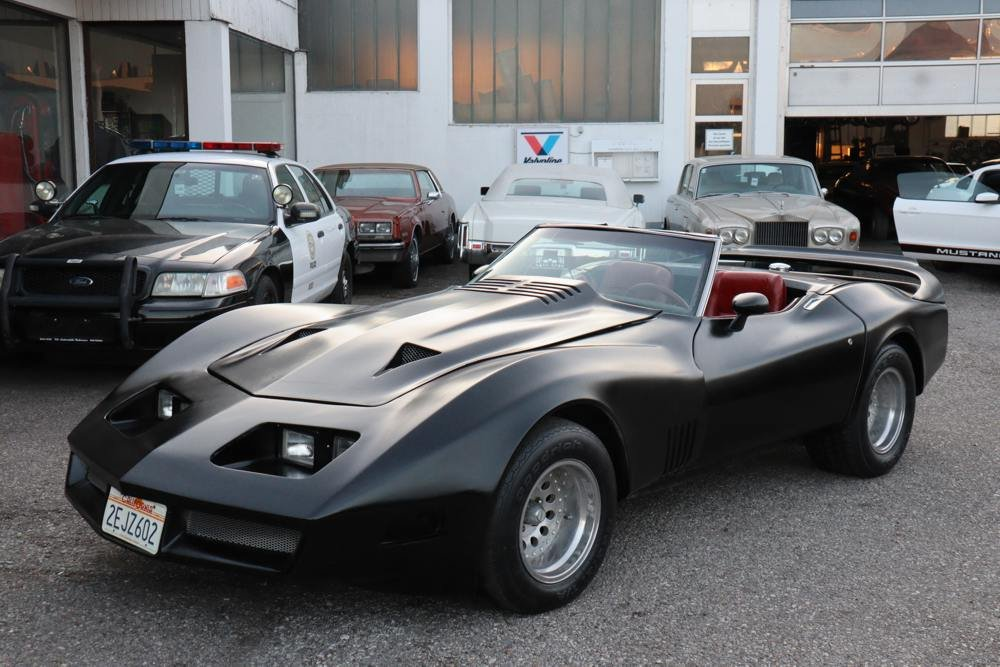 1969 Corvette Greenwood Convertible For Sale (picture 1 of 6)
