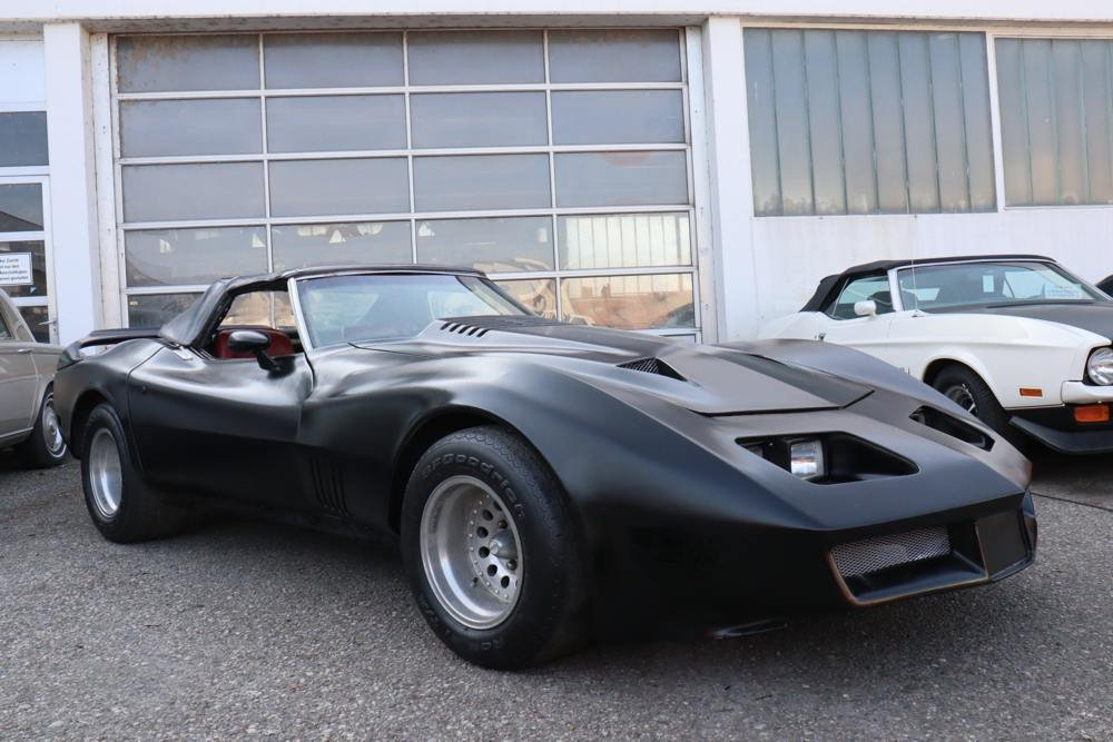 1969 Corvette Greenwood Convertible For Sale (picture 2 of 6)