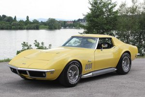 1969 Corvette 427 Tri Power  For Sale