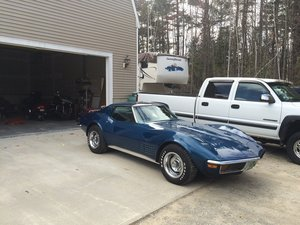 1972 Chevrolet Corvette (Antrim, NH) $34,900 obo For Sale