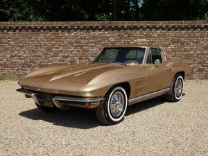 Chevrolet Corvette C2 Stingray Matching numbers For Sale