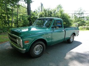 Picture of 1970 Chevrolet C-10 (St. George, ME) $27,500 obo For Sale