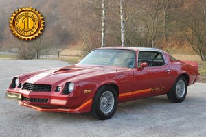 Chevrolet Camaro T-Top 1979 For Sale