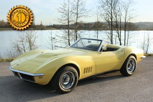 Chevrolet Corvette 427 Roadster 1968 For Sale