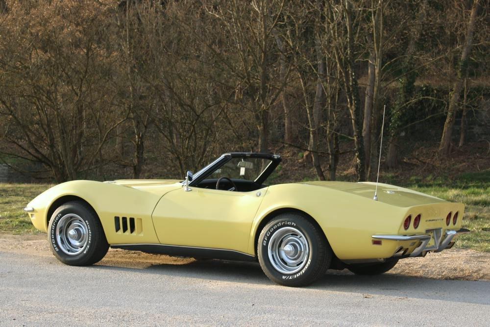 Chevrolet Corvette 427 Roadster 1968 For Sale (picture 3 of 6)