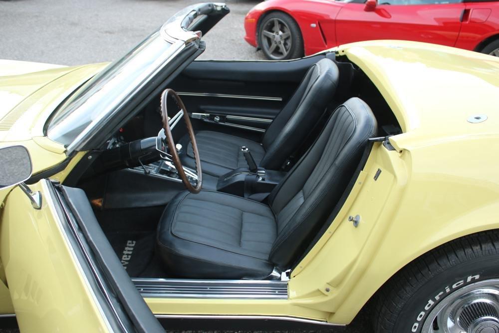 Chevrolet Corvette 427 Roadster 1968 For Sale (picture 5 of 6)