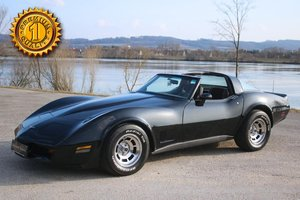 Chevrolet Corvette 350 Coupe 1981