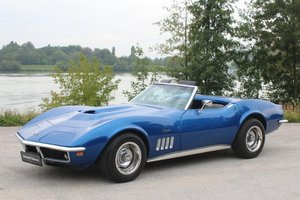 Chevrolet Corvette 327 Roadster 1968