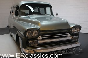 Chevrolet Suburban 1959 Restomod For Sale