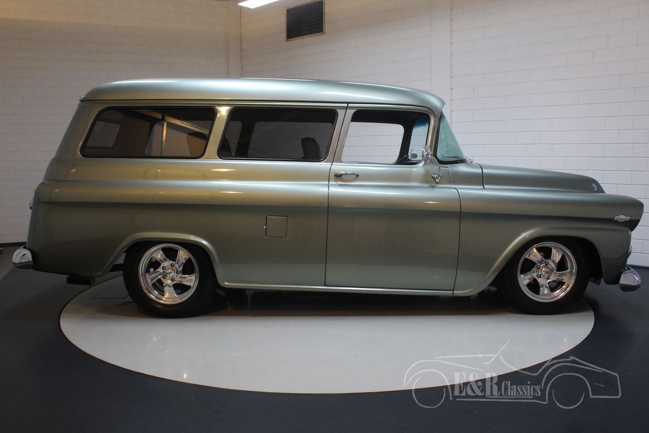 Chevrolet Suburban 1959 Restomod For Sale | Car And Classic