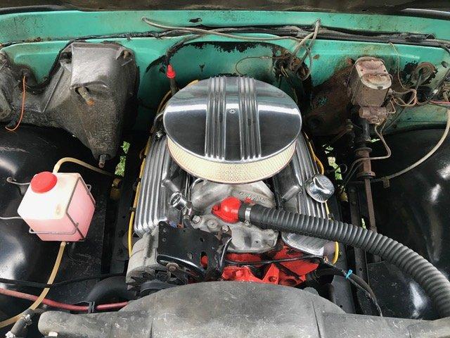 1971 5.7 V8 CHEVROLET C10 PICKUP SOLD (picture 3 of 5)