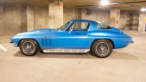 1966 Corvette 427 Coupe = Rare 425-HP Muncie 4-speed $94.9k For Sale