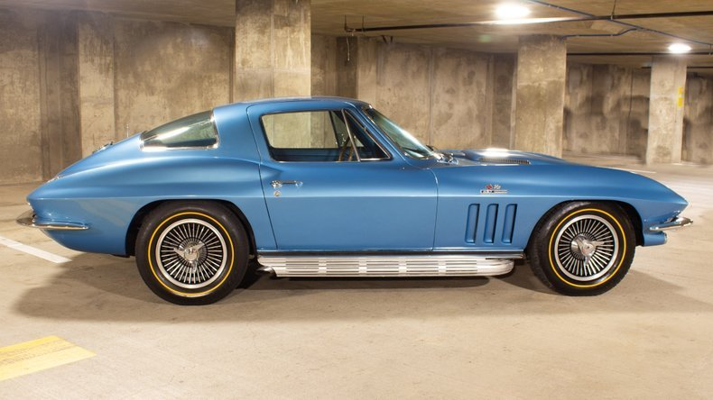 1966 Corvette 427 Coupe = Rare 425-HP Muncie 4-speed $94.9k For Sale (picture 2 of 6)