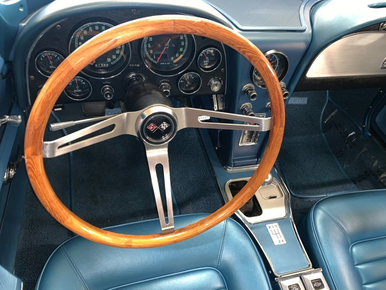 1966 Corvette 427 Coupe = Rare 425-HP Muncie 4-speed $94.9k For Sale (picture 3 of 6)
