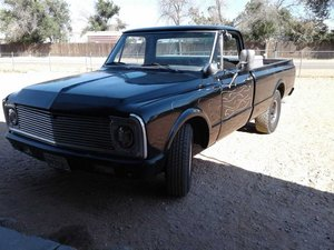 1972 Chevrolet C-20 (Hesperia, CA) $19,995 obo For Sale