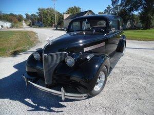 1939 Chevrolet Master Deluxe 2DR Sedan
