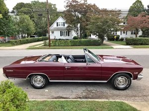 1966 Chevrolet Chevelle Malibu SS Tribute For Sale