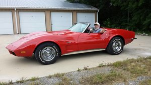 1973 Corvette Convertible 454 LS4 (Hugo, OK) $74,900 obo For Sale