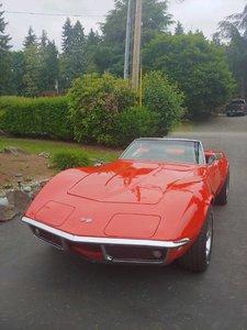 1968 Chevrolet Corvette - Lot 658 For Sale by Auction
