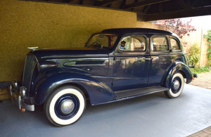 1937 Chevrolet Master Sports Sedan For Sale by Auction