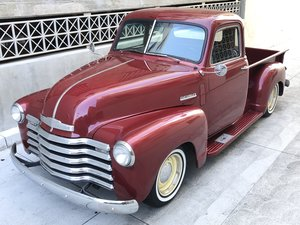 1948 CHEVROLET 5-WINDOW PICKUP For Sale