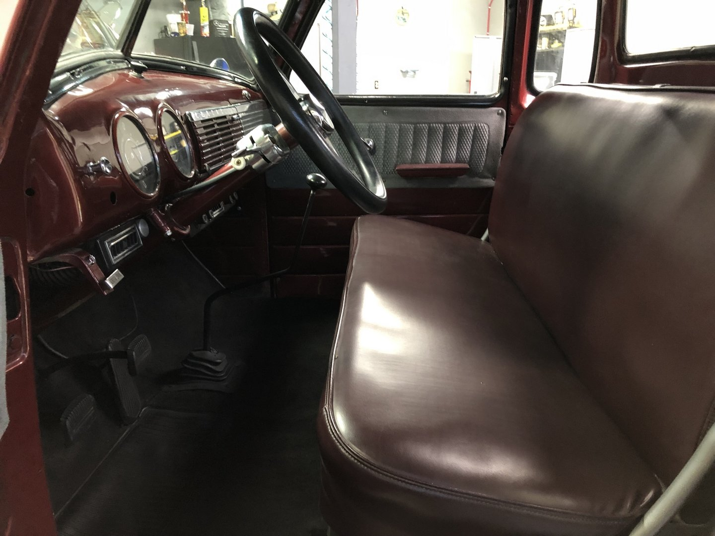 1948 CHEVROLET 5-WINDOW PICKUP For Sale (picture 3 of 6)