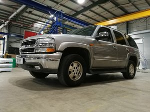 2002 Chevrolet Tahoe For Sale