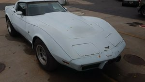 1979 chevrolet corvette 350 t roof auto For Sale