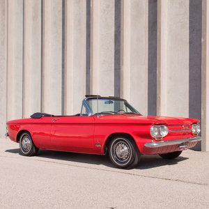 1963 Chevy Corvair Monza Series 900 Convertible Rare Turbo $18.9k For Sale