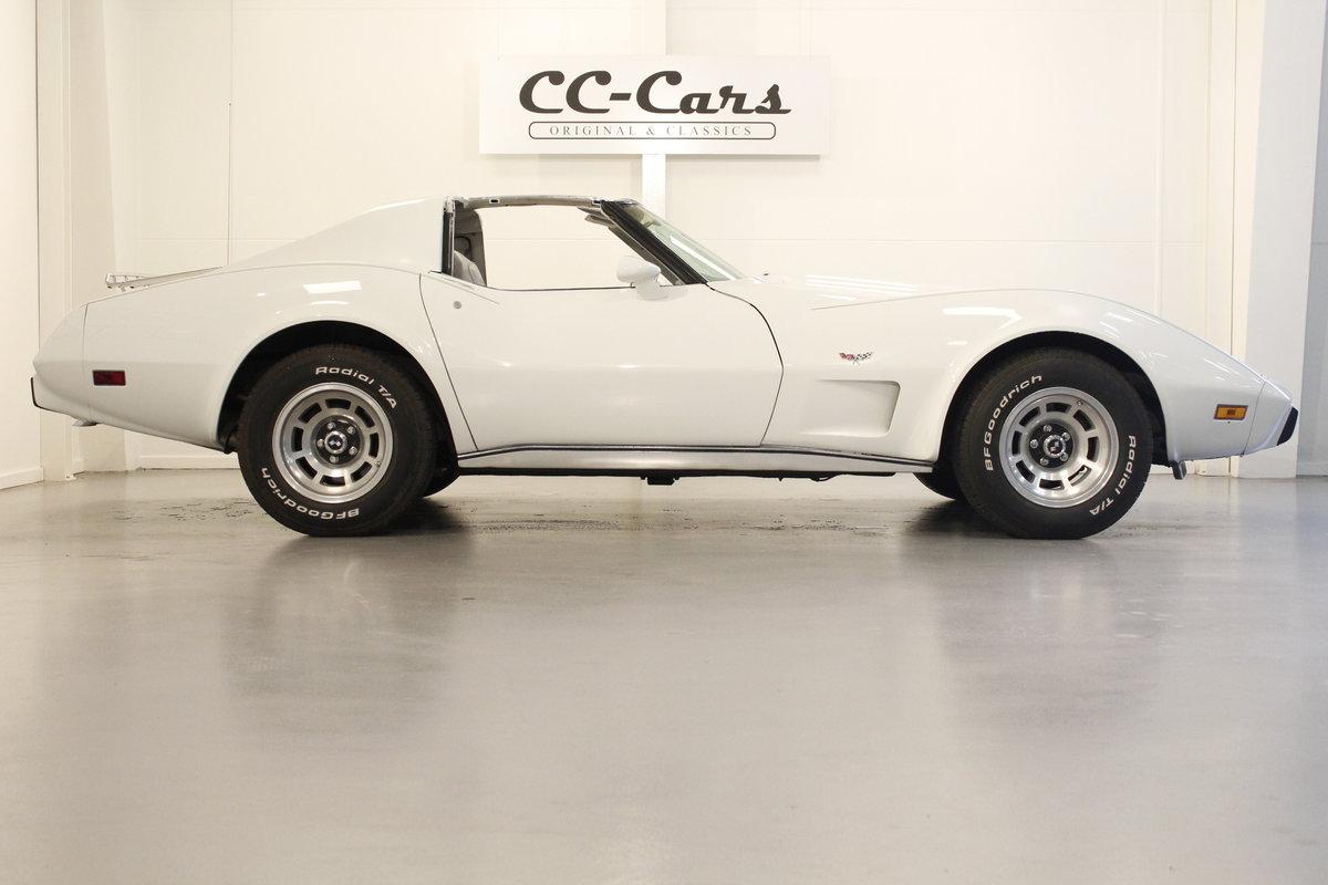 1977 Chevrolet Corvette 5,7 V8 Targa For Sale (picture 2 of 6)