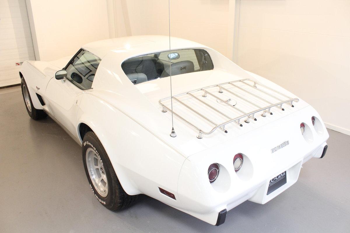 1977 Chevrolet Corvette 5,7 V8 Targa For Sale (picture 3 of 6)