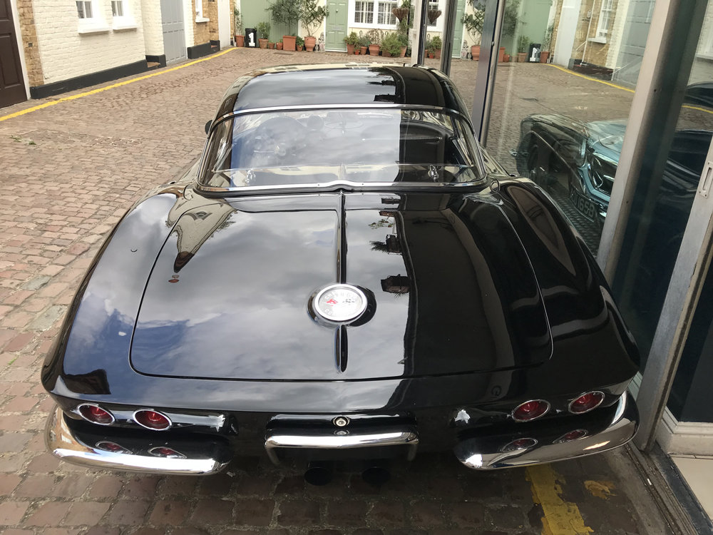 1961 Chevrolet Corvette C1 - Fully Restored SOLD (picture 5 of 24)