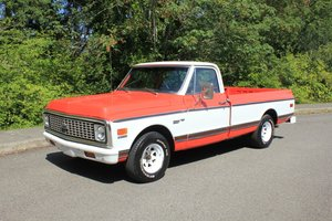 1972 Chevrolet C-10 Pickup - Lot 630 For Sale by Auction