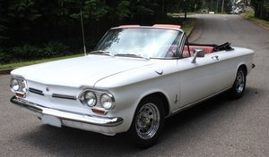 1962  Chevrolet Corvair Monza - Lot 648