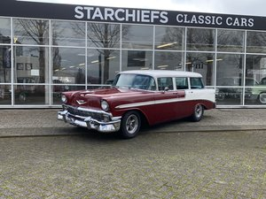 1956 Chevrolet Bel Air Custom Wagon