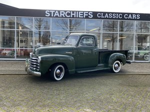 1951 Chevrolet 3100 STEPSIDE PICK UP For Sale