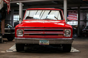 1967 Chevrolet Pickup C10 ** Arizona Import ** Servo For Sale