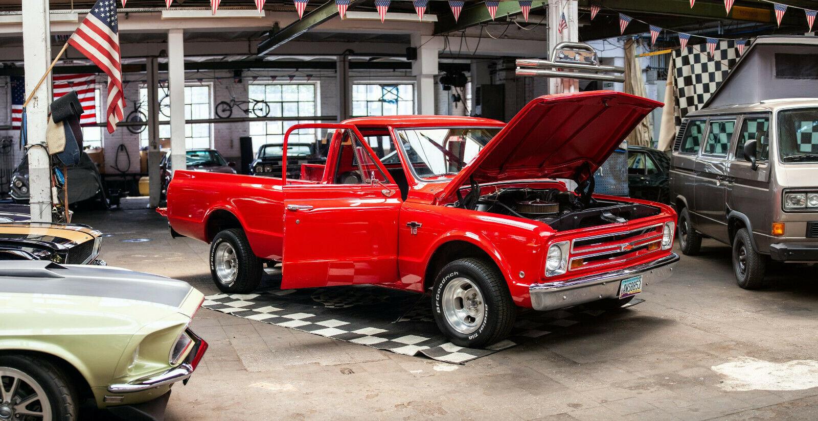 1967 Chevrolet Pickup C10 Arizona Import Servo For