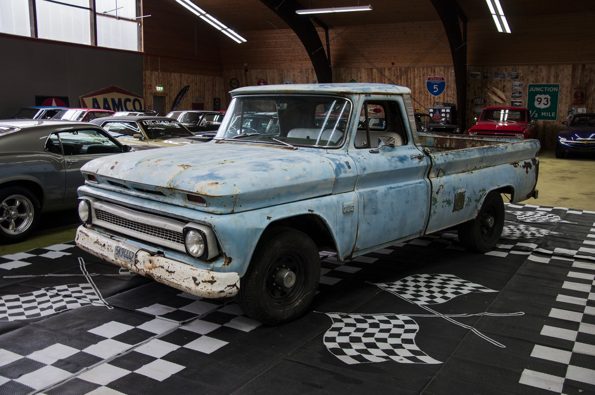 1962 Chevrolet PickUp V8 **CA-Import** For Sale (picture 1 of 6)