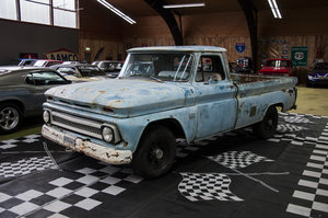 1962 Chevrolet PickUp V8 **CA-Import** For Sale