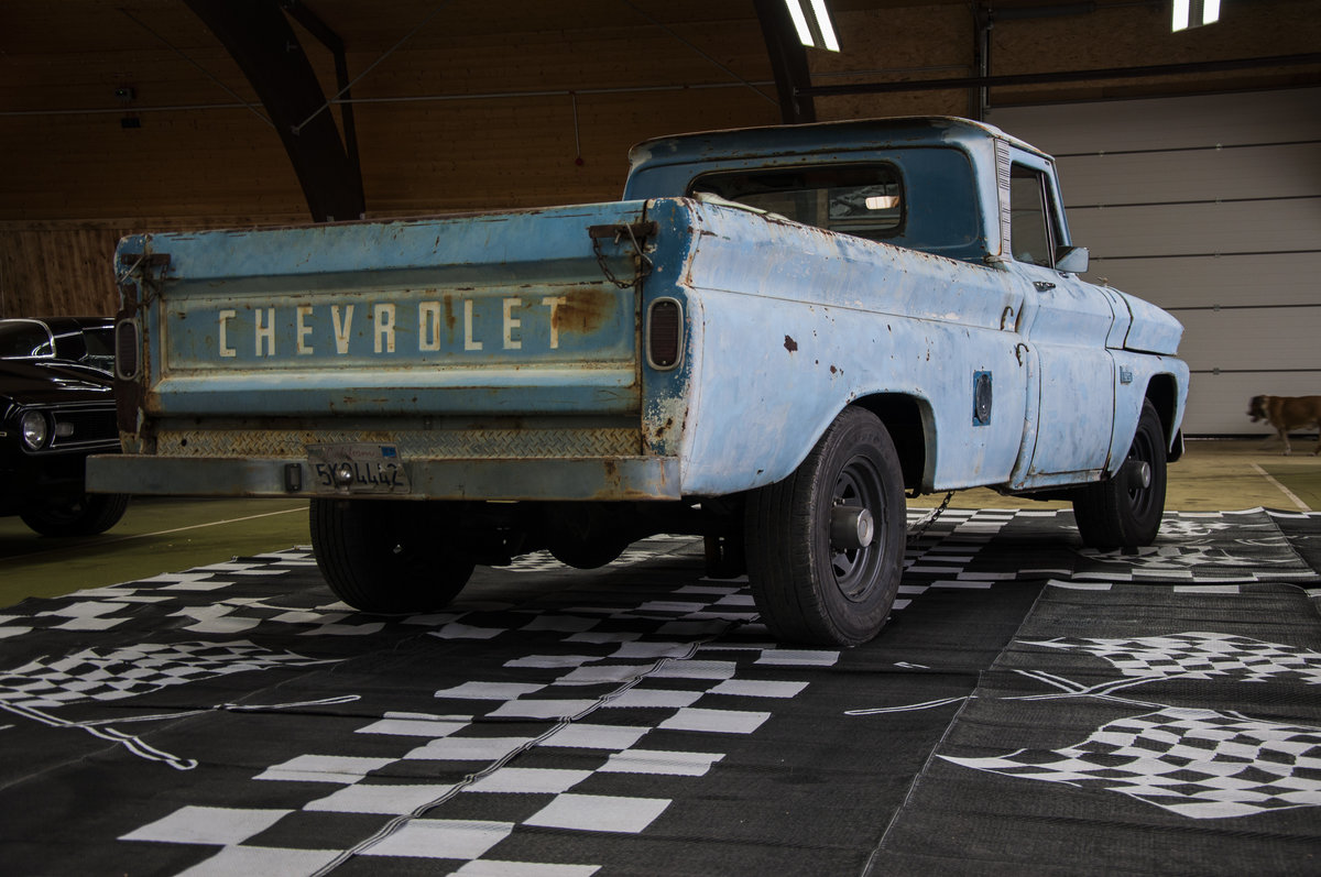 1962 Chevrolet PickUp V8 **CA-Import** For Sale (picture 2 of 6)