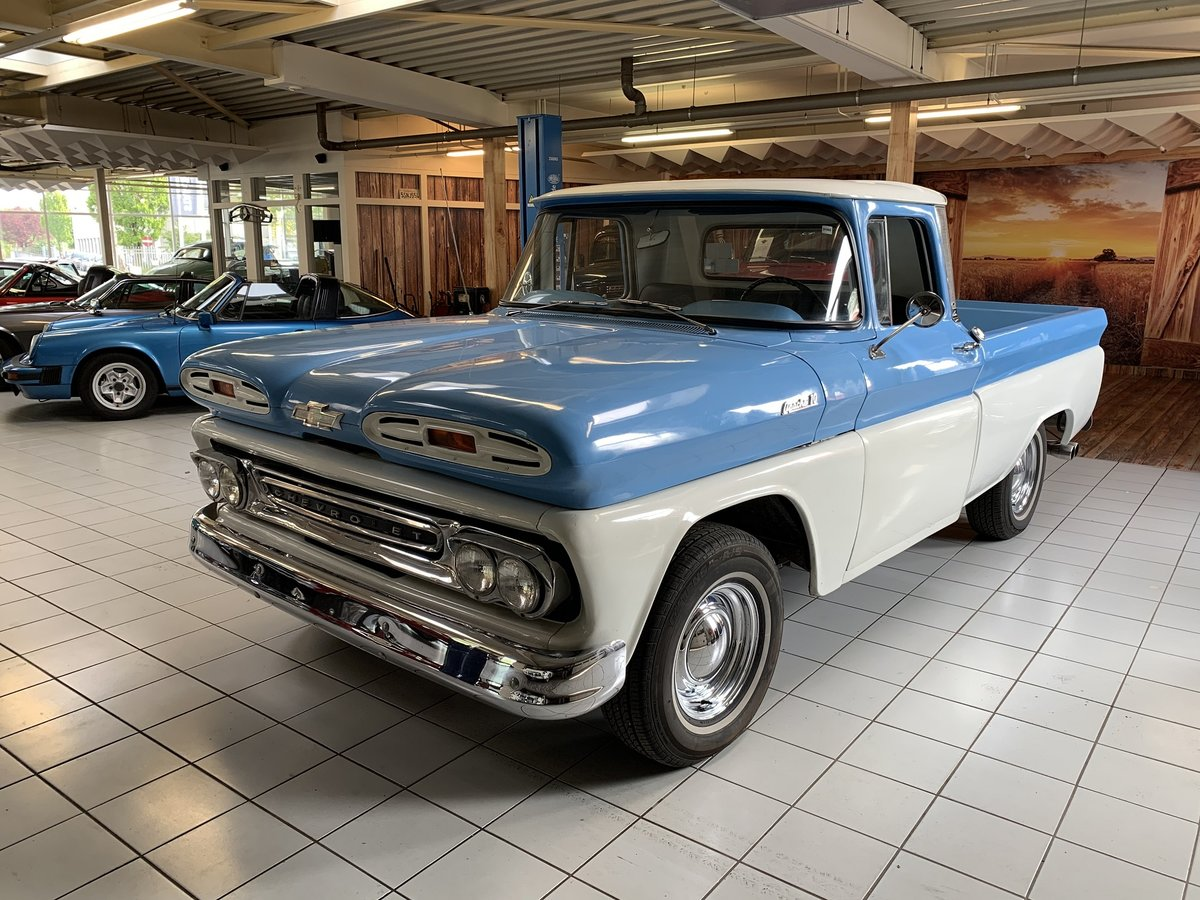 1961 Chevrolet  Pick Up Apache C10 For Sale (picture 1 of 6)