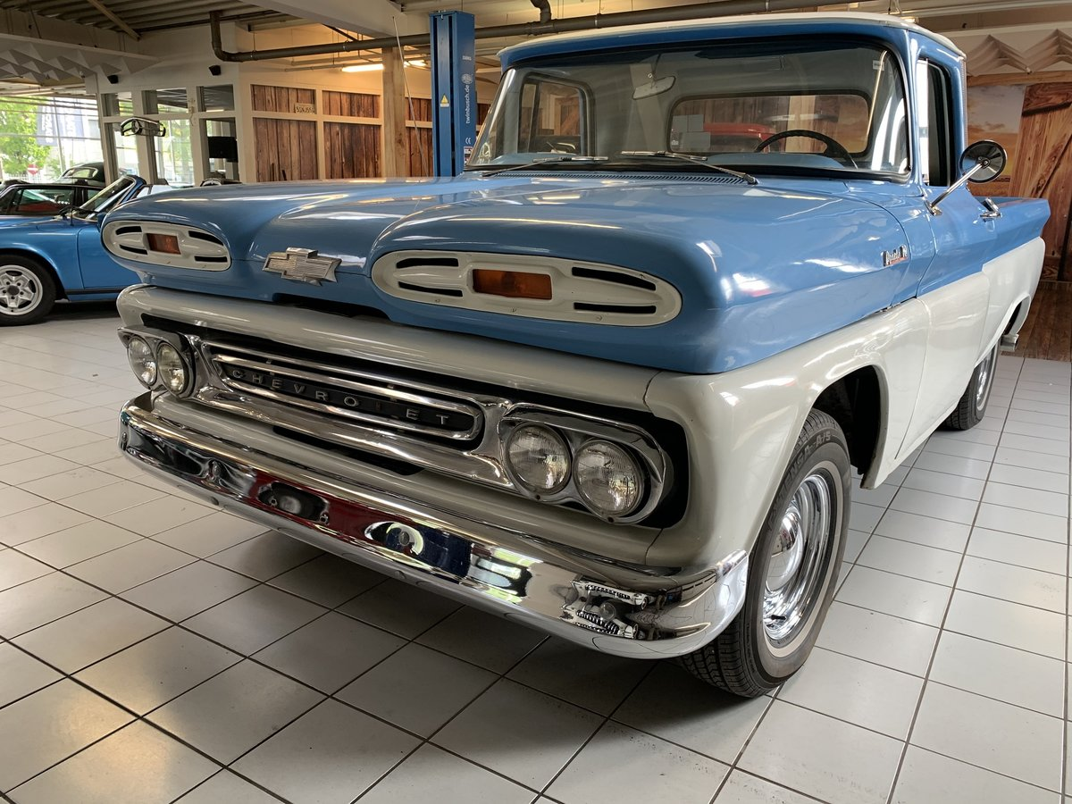 1961 Chevrolet  Pick Up Apache C10 For Sale (picture 2 of 6)